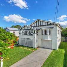 Rental info for THREE BEDROOM QUEENSLANDER WITH LARGE, IMMACULATE YARD!! - UNDER APPLICATION in the Brisbane area