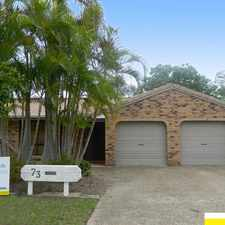 Rental info for FAMILY FRIENDLY, LARGE 4 BED HOME WITH AIR CON & 2 BATHROOMS