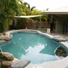 Rental info for Tidy Inviting Family Home in the Cairns area