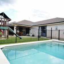 Rental info for SPACIOUS FAMILY HOME WITH POOL