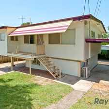 Rental info for Spacious Home in Central Location! in the Brisbane area