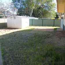 Rental info for 3 BEDROOM HOUSE!!! Good sized yard! - $220 p/w + 2 free movie tickets! in the Mount Isa area