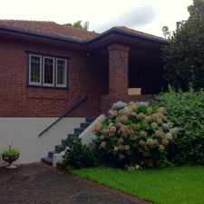 Rental info for 3 bedroom + study house close to schools