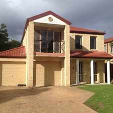 Rental info for LARGE 4 BEDROOM FAMILY HOME .....