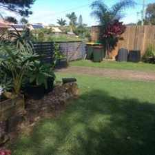 Rental info for PET FRIENDLY DUPLEX IN GREAT LOCATION in the Tweed Heads area