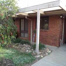 Rental info for Renovated Modern Unit in the heart of Moama in the Echuca area