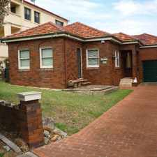 Rental info for 3 BEDROOM HOME & LOCK UP GARAGE