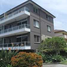 Rental info for One bedroom beach side apartment. in the Queenscliff area