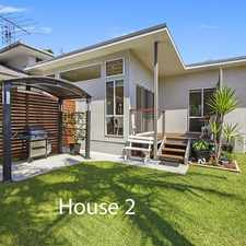 Rental info for Immaculate Level Living in the Green Point area