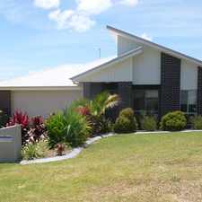 Rental info for MODERN FAMILY HOME ON THE HILL - BREAK LEASE in the Hervey Bay area
