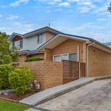 Rental info for 1/2 LUSHINGTON ST, EAST GOSFORD in the East Gosford area