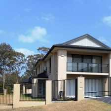 Rental info for MODERN & HUGE FAMILY HOME! 4 BED + STUDY + 3 BATH HOME.