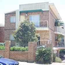 Rental info for Bright And Airy Two Bedroom Apartment in the Maroubra area