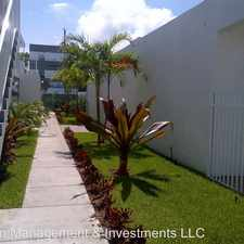 Rental info for 1533 & 123 in the Tamiami area