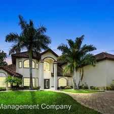 Rental info for 17811 Westbay Court in the Winter Garden area