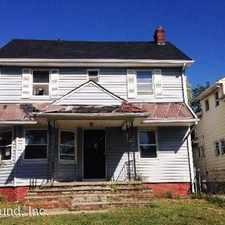 Rental info for 13403 3rd Ave in the East Cleveland area