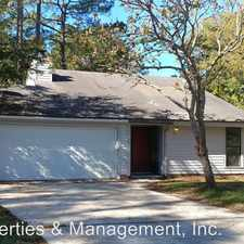 Rental info for 10388 Arrow Bluff Court in the Sunbeam area