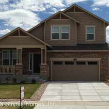 Rental info for 25914 E.1st Place in the Denver area
