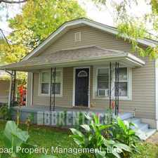 Rental info for 712 Granada Avenue,