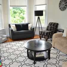 Rental info for W Addison St & N Bell Ave in the Roscoe Village area