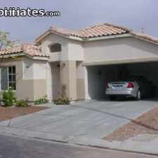 Rental info for Three Bedroom In Las Vegas in the Las Vegas area