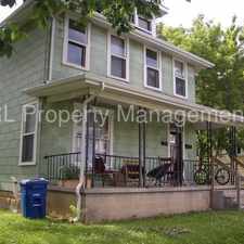 Rental info for Housing minutes away from the Ohio State University! in the Columbus area