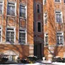 Rental info for 8248 South Maryland Avenue #3S in the Chatham area
