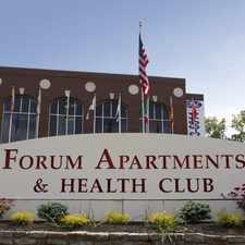 Rental info for The Forum Apartments and Health Club
