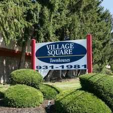 Rental info for Village Square Townhouses