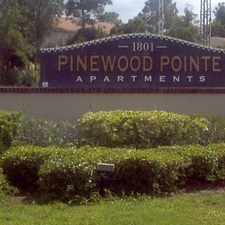 Rental info for Pinewood Pointe Apartments