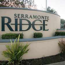 Rental info for Serramonte Ridge