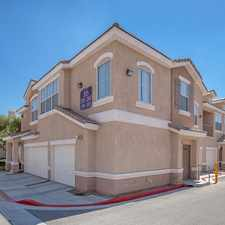 Rental info for The Willows at Town Center in the Las Vegas area