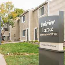 Rental info for Parkview Terrace Apartments
