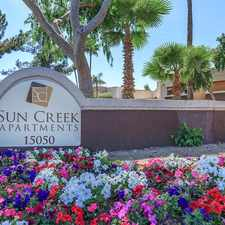 Rental info for Sun Creek Apartments