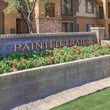 Rental info for Painted Trails Apartments in the Gilbert area