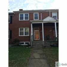 Rental info for Beautiful 3 bed 1 bath HOUSE for rent! in the Glen Oaks area