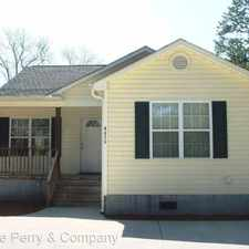 Rental info for 4616 Greenway Ave.