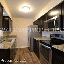 Rental info for 1829 Pearl Drive