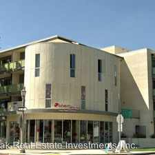 Rental info for 1299 E. GREEN ST., APT. 107 in the Pasadena area