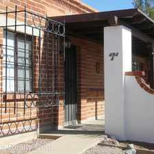 Rental info for 494 A Paseo Cerro