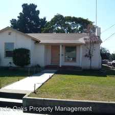 Rental info for 300 Park Ave. in the Orcutt area