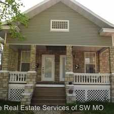 Rental info for 737 S Pickwick in the Springfield area
