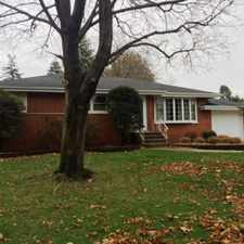 Rental info for PALOS HEIGHTS~SOLID BRICK RANCH W/FULL FIN BSMT~FAM ROOM ADDT WITH FIREPLACE!