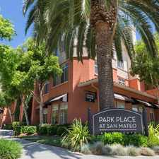 Rental info for Park Place at San Mateo
