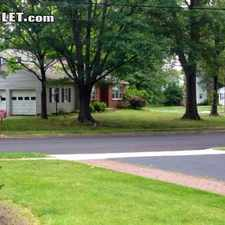Rental info for $2500 5 bedroom House in West Windsor