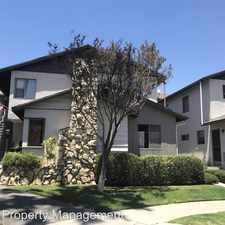 Rental info for 10424 Parr Ave #B in the Sunland-Tujunga area