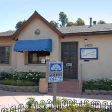 Rental info for 6935 Paradise Valley Rd. in the Paradise Hills area