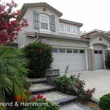 Rental info for 11205 Salerno Way in the Porter Ranch area
