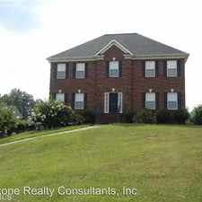 Rental info for 3400 Willow Wind Drive