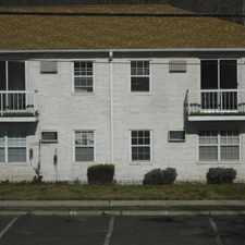 Rental info for With all of the advantages of a suburban community.